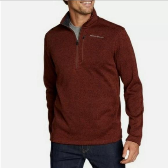 Eddie Bauer Shirt-NWT Radiator Fleece